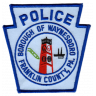 Waynesboro Police Department Badge