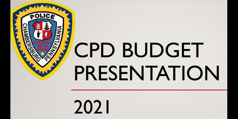 Image for CPD Budget Presentation