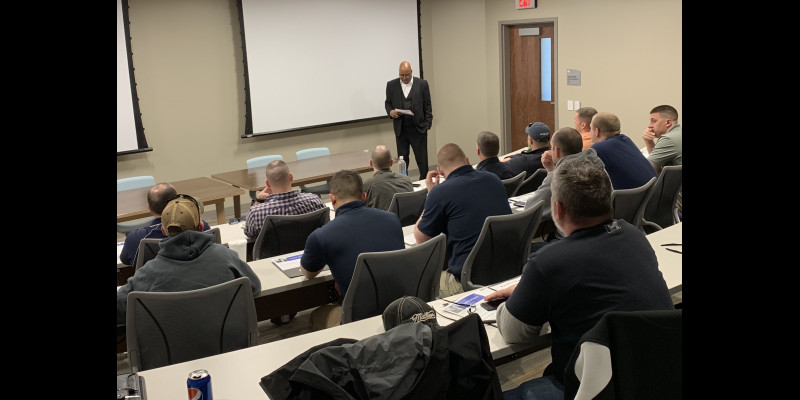 Image for CPD Officers Attend Diversity and Implicit Bias Training